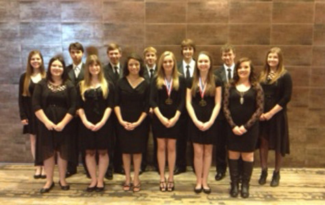 Music students go to state