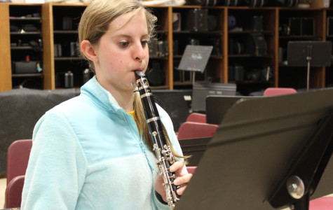 Music students perform at regionals