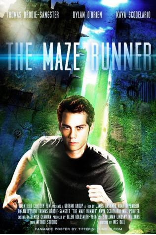 """The Maze Runner"" movie review"