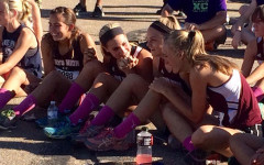 Girls cross country takes third at regionals, headed to state