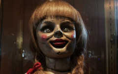 "Students discuss ""Annabelle"""
