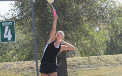 Tennis player expresses her passion for the sport