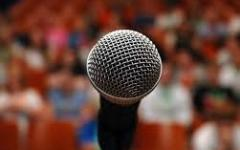 Students face stage fright