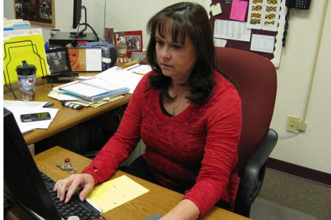 Counseling Secretary talks about her day