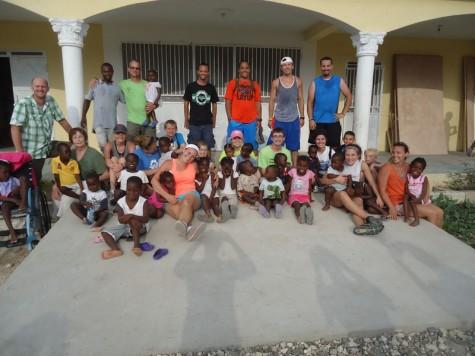 Student encourages international volunteer work