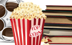 Students prefer both books and movies