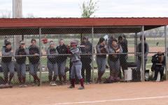 Softball improves on season against Dodge City on April 9