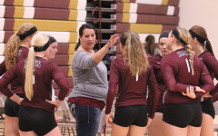 Volleyball improves on season 15-2 at home on Oct. 1