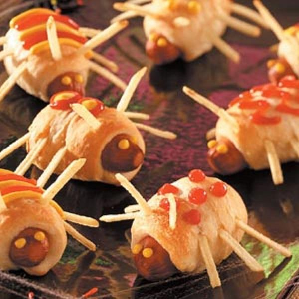 12 Spooky Snacks For Your Frightfully Delicious Halloween