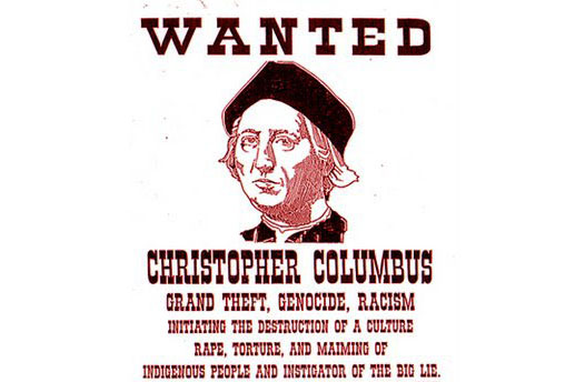 Columbus Day Should Not be Celebrated.