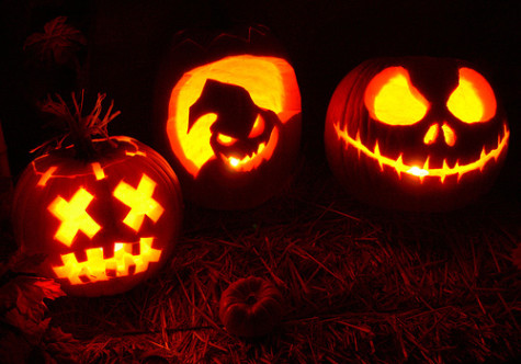 Pumpkin carving or decorating contest with $10 Taco Shop gift card prize