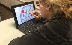 Games and other tablet fun distract students while trying to learn