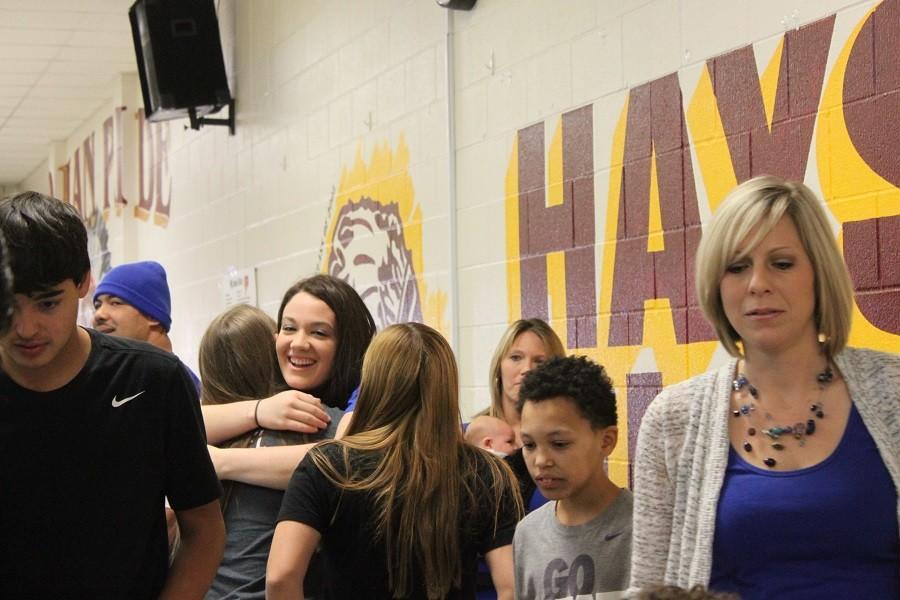 Senior Taylor Groen-Younger signs to Pratt