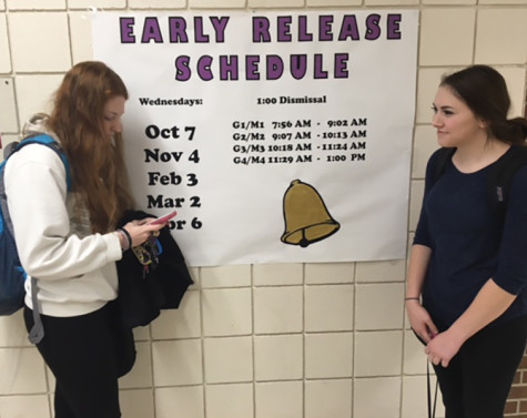 Opinions vary on early dismissal days