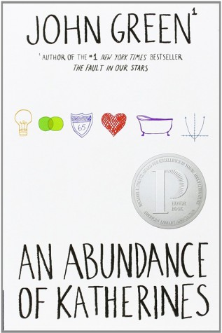 """""""An Abundance of Katherines"""" book review"""