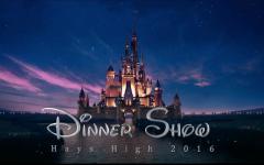 Dinner Show promo