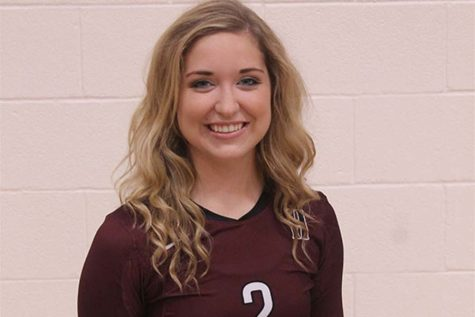 13 questions with senior Albany Schaffer