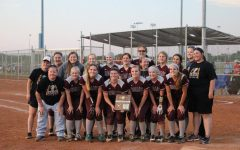 Hays High softball earns state tournament berth after beating Buhler, McPherson