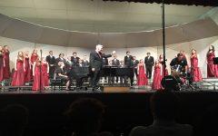 Spring concert recognizes senior achievements
