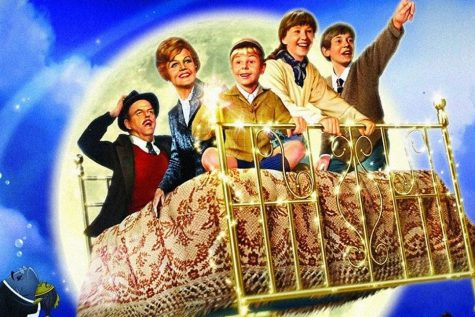 """Bedknobs and Broomsticks"" movie review"