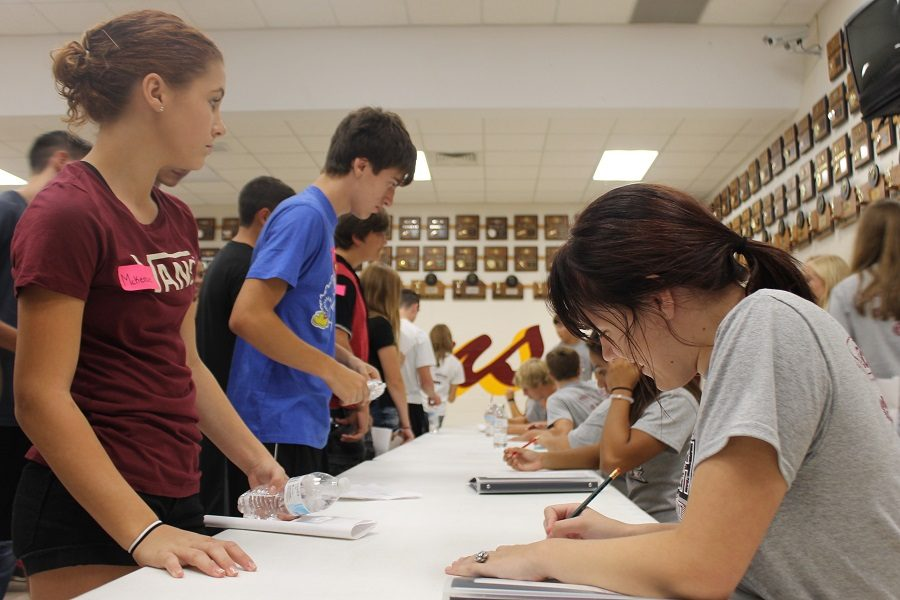 Leadership team creates conflicted freshmen opinions