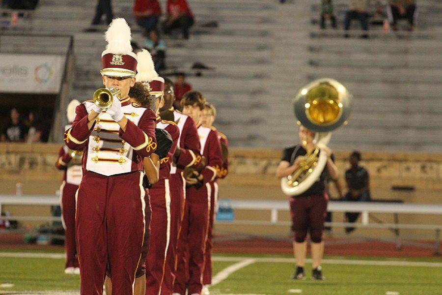 Band falls short of expectations at WAC