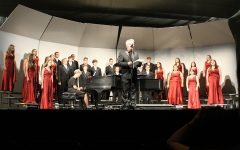 Fall Concert highlights vocal groups and Orchestra