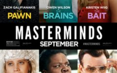 'Masterminds' intertwines true story with comedic relief