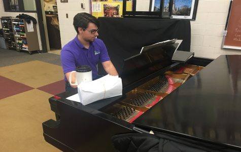 2015 graduate Max Befort continues following music passion