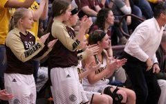 Girls basketball falls to Salina Central Mustangs