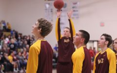 Basketball team prepares for sub-state