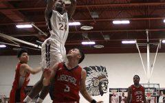 Boys basketball falls to Liberal