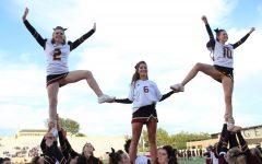 Senior Kaely McKinney pursues cheer at collegiate level