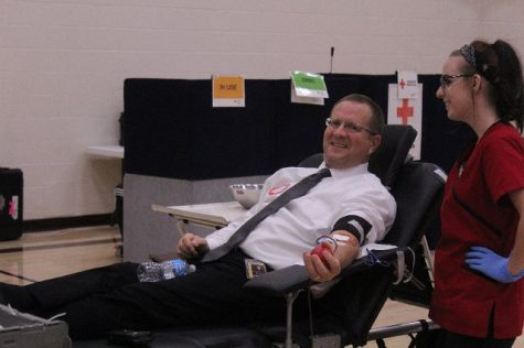 Annual spring blood drive to be held March 7