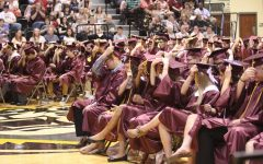 Class of 2017 commencement ceremony held