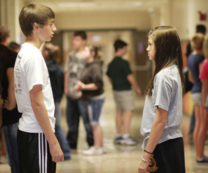 Students agree that boys, girls can be true friends