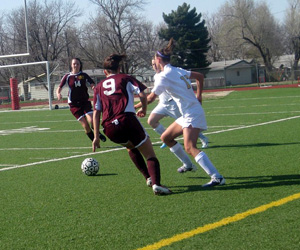 Girls soccer places third at McPherson Invitational