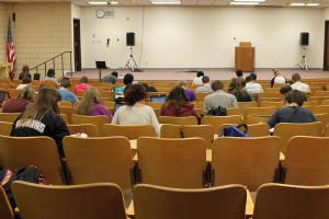 Students, teachers applaud new study hall