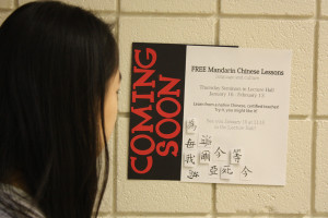 Chinese Club comes to Hays High