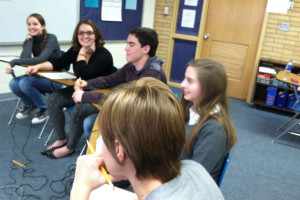 Scholars' Bowl competes at Phillipsburg