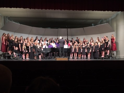 Fall Music Concert recap (video)