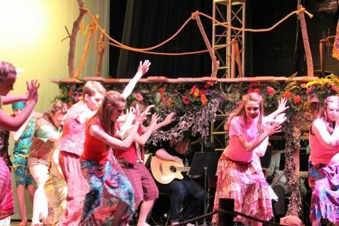 Musical performance photos