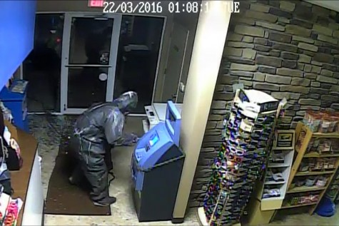 Hays ATM robbery creates talk amongst students