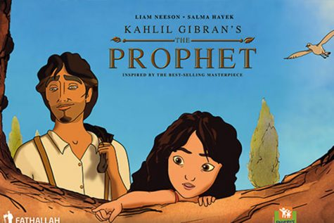 """Kahlil Gibran's The Prophet"" movie review"