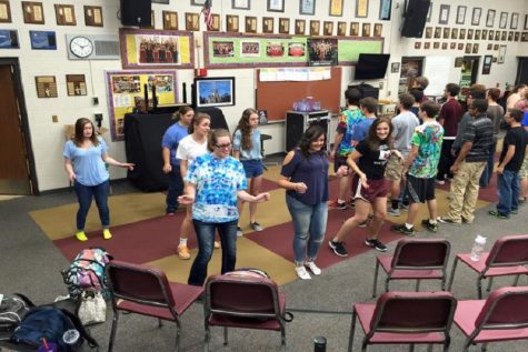 Chamber Singers begin Homecoming performance preparation