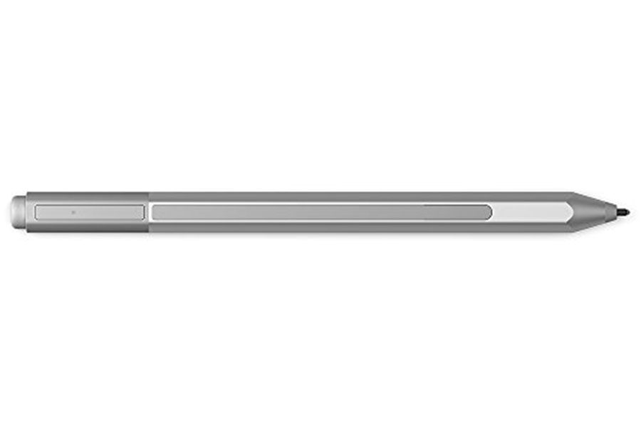 The+new+surface+pen+showing+the+one+long+button.+