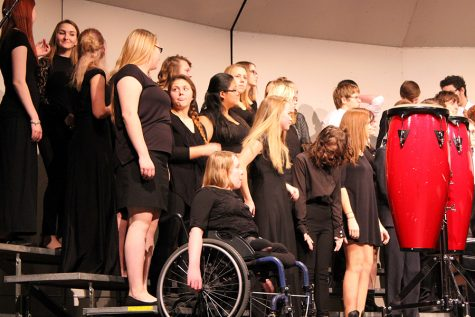 Winter Concert showcases music department talent