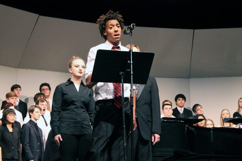 Winter Concert interactive slideshow
