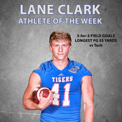2014 graduate Lane Clark talks college football