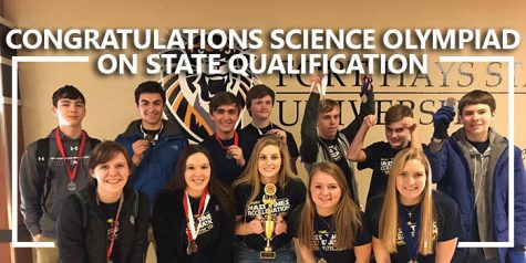 Science Olympiad brings home first ever first all-around medal in event